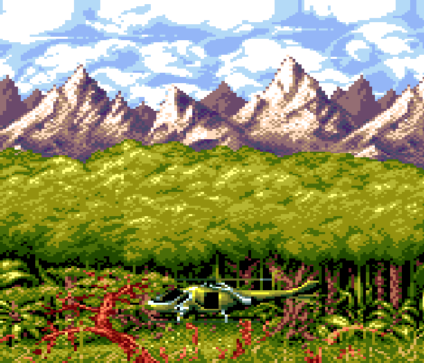 Cannon Fodder Sega Genesis Mega Drive Xtreme Retro 3