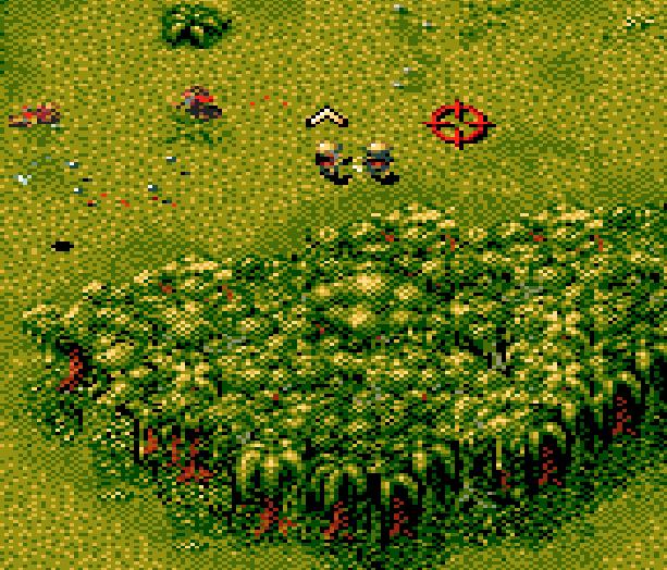Cannon Fodder Sega Genesis Mega Drive Xtreme Retro 4
