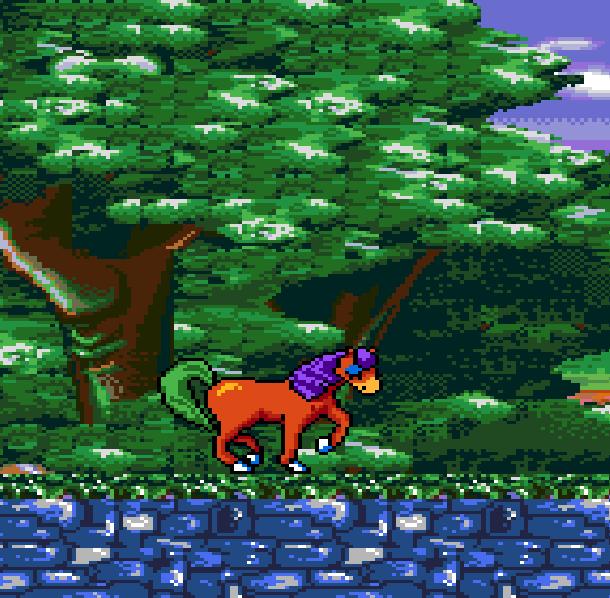 Crystals Pony Tale Sega Genesis Mega Drive Xtreme Retro 2
