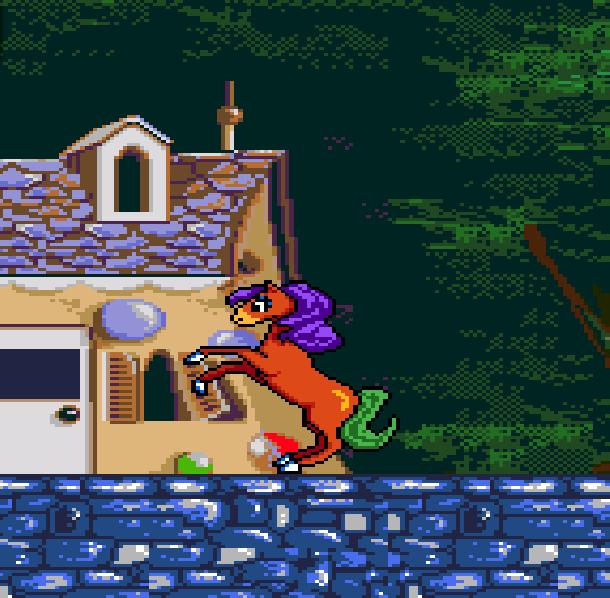 Crystals Pony Tale Sega Genesis Mega Drive Xtreme Retro 3