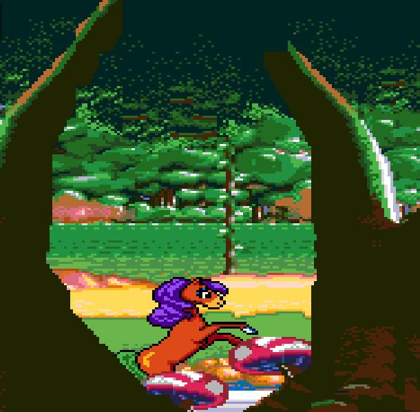 Crystals Pony Tale Sega Genesis Mega Drive Xtreme Retro 4