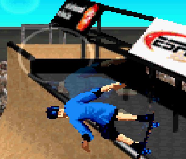ESPN Games Xtreme Skateboarding Konami Game Boy Advance GBA Xtreme Retro 2