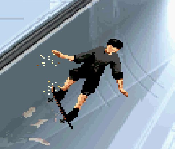 ESPN Games Xtreme Skateboarding Konami Game Boy Advance GBA Xtreme Retro 3