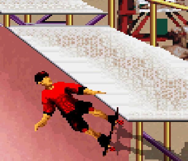 ESPN Games Xtreme Skateboarding Konami Game Boy Advance GBA Xtreme Retro 4