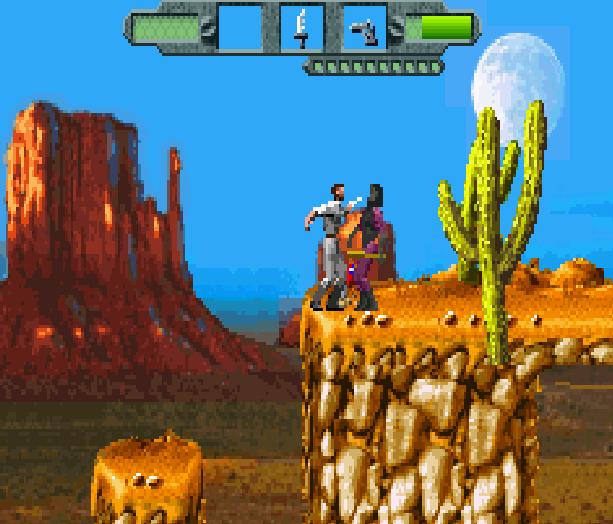 El Planeta de los Simios Nintendo Game Boy Advance GBA Game Boy Color GBC Ubisoft Tim Burton Movie Xtreme Retro 10