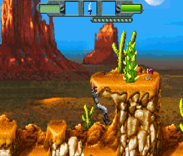 El Planeta de los Simios Nintendo Game Boy Advance GBA Game Boy Color GBC Ubisoft Tim Burton Movie Xtreme Retro 6