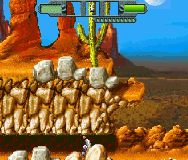 El Planeta de los Simios Nintendo Game Boy Advance GBA Game Boy Color GBC Ubisoft Tim Burton Movie Xtreme Retro 8