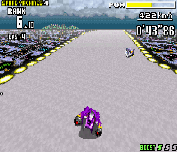 F-Zero Maximum Velocity GBA Game Boy Advance Xtreme Retro 3