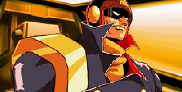 F-Zero Nintendo Pixel Art Xtreme Retro 9