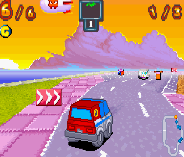 Inspector Gadget Racing Bit Managers GBA Game Boy Advance Xtreme Retro 5
