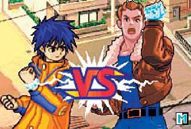 Luna Blaze Nintendo Hal Laboratory Action RPG Cancelled Game Boy Advance Game Xytreme Retro 1