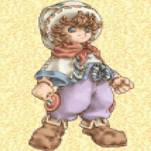 Magical Vacation RPG GBA Game Boy Advance Xtreme Retro 2