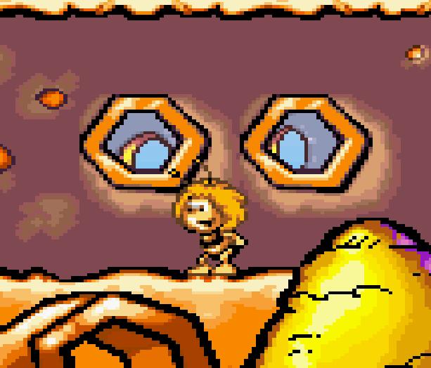 Maya the Bee the Great Adventure Game Boy Advance GBA Xtreme Retro 3