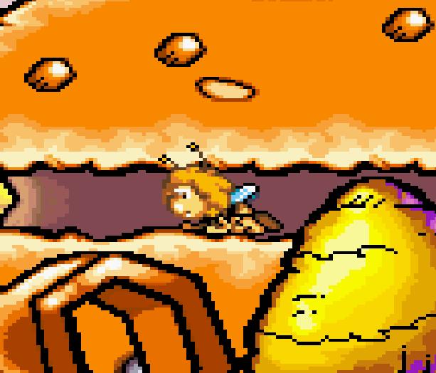 Maya the Bee the Great Adventure Game Boy Advance GBA Xtreme Retro 5