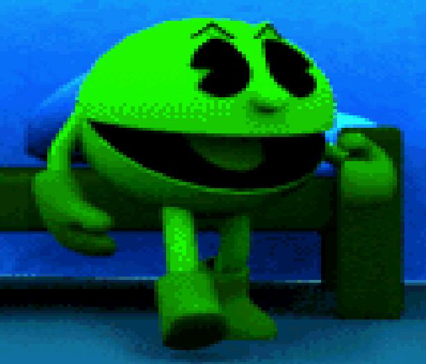Pacman Pinball Advance Namco Xtreme Retro 1