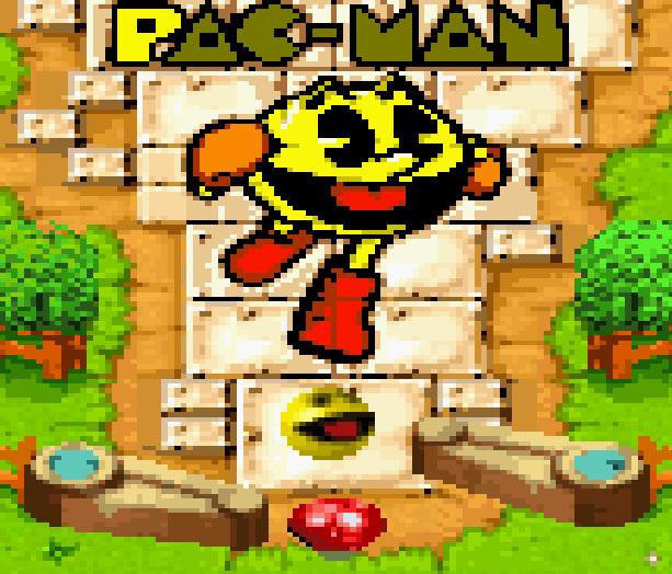 Pacman Pinball Advance Namco Xtreme Retro 2
