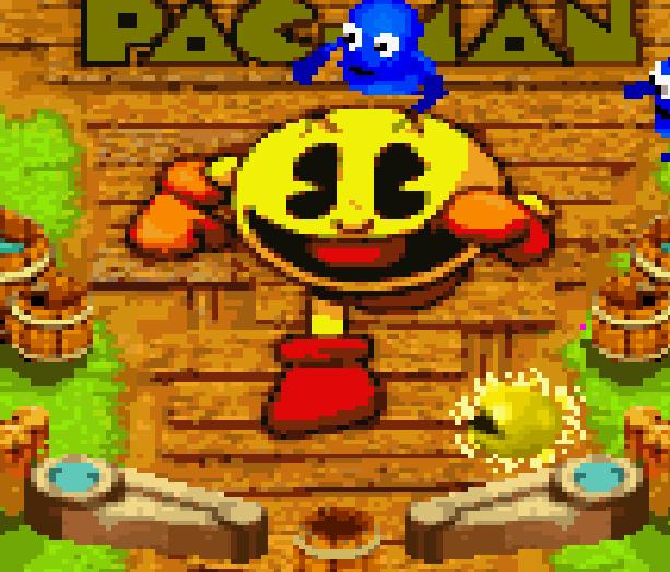 Pacman Pinball Advance Namco Xtreme Retro 4