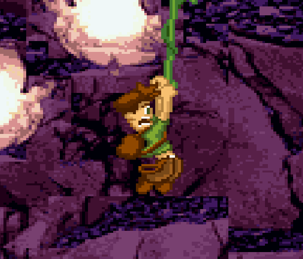 Pitfall Harry the Lost Expedition GBA Game Boy Advance Activision Xtreme Retro 4