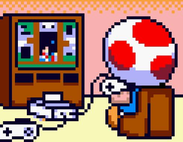 Retro Video Games Pixel Art Nintendo Tetris Xtreme Retro