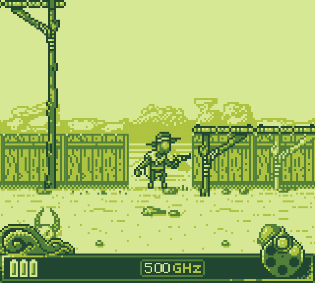 Rough and Tumble GB JAm 4 Game Boy Indie Fangames Xtreme Retro 10