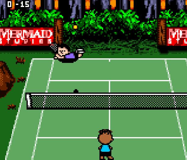 Snoopy Tennis Infogrames Game Boy Color GBC Xtreme Retro 7