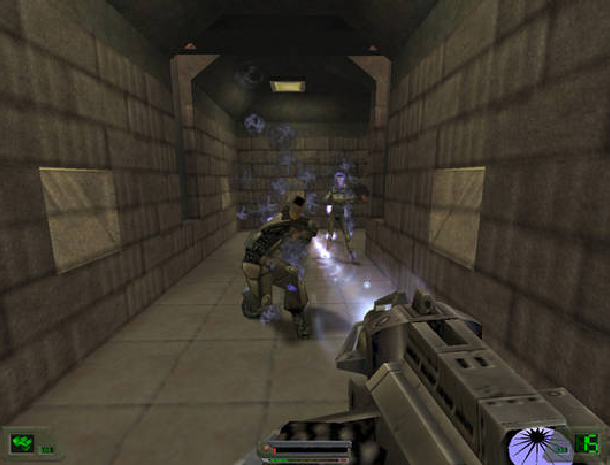 Soldier of Fortune Raven Software Activision Proein Sega Dreamcast PC FPS Xtreme Retro 13