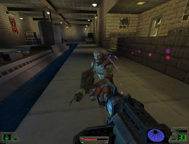 Soldier of Fortune Raven Software Activision Proein Sega Dreamcast PC FPS Xtreme Retro 14