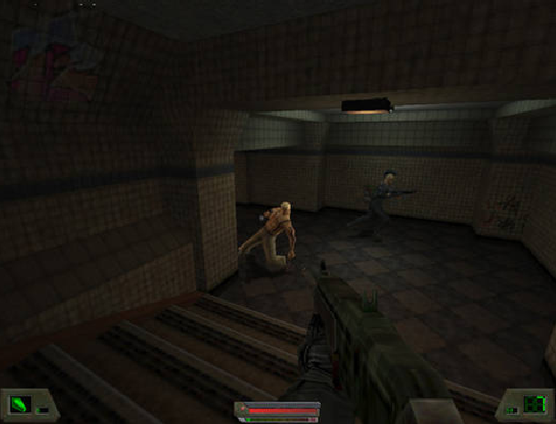 Soldier of Fortune Raven Software Activision Proein Sega Dreamcast PC FPS Xtreme Retro 2