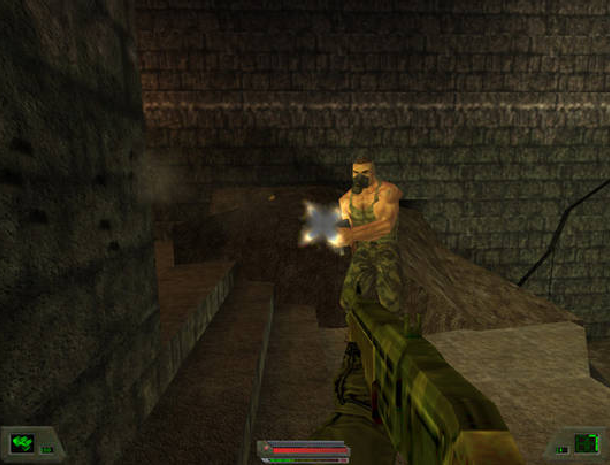 Soldier of Fortune Raven Software Activision Proein Sega Dreamcast PC FPS Xtreme Retro 5