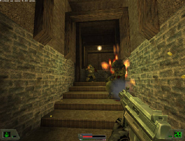 Soldier of Fortune Raven Software Activision Proein Sega Dreamcast PC FPS Xtreme Retro 6