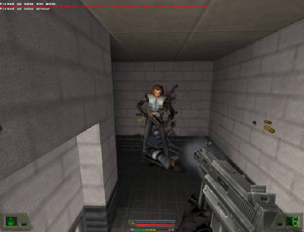 Soldier of Fortune Raven Software Activision Proein Sega Dreamcast PC FPS Xtreme Retro 9