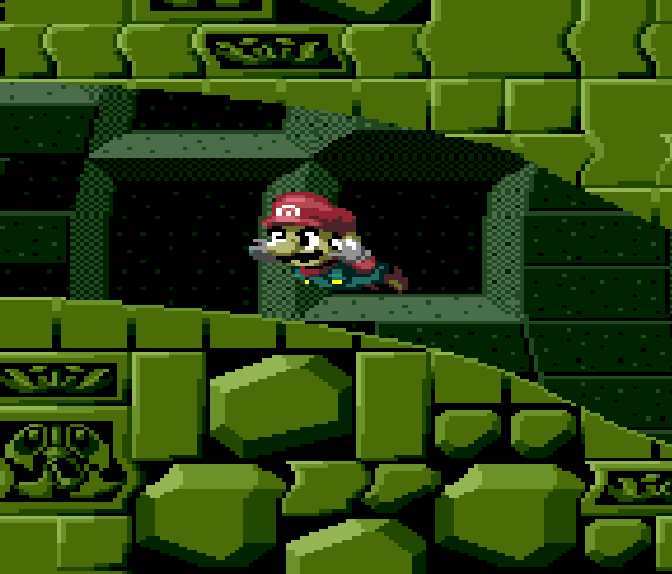 Somari the Adventurer Sega Genesis Mega Drive Hacks Xtreme Retro 11