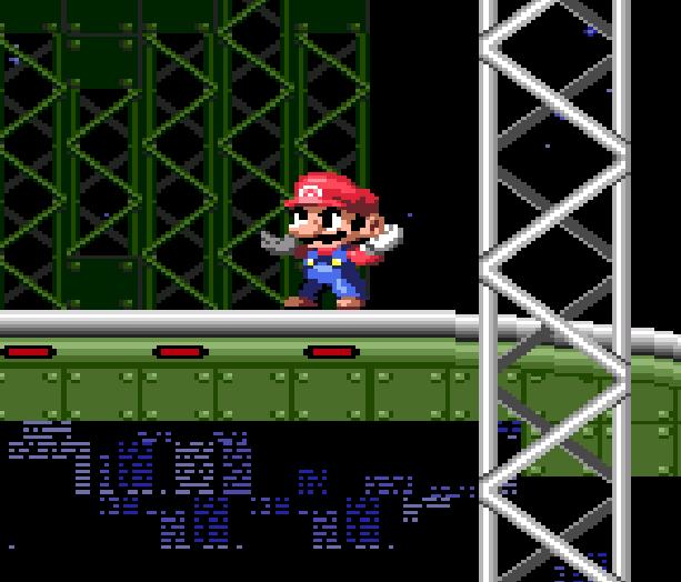 Somari the Adventurer Sega Genesis Mega Drive Hacks Xtreme Retro 14