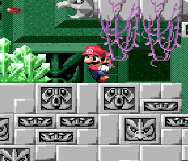 Somari the Adventurer Sega Genesis Mega Drive Hacks Xtreme Retro 17