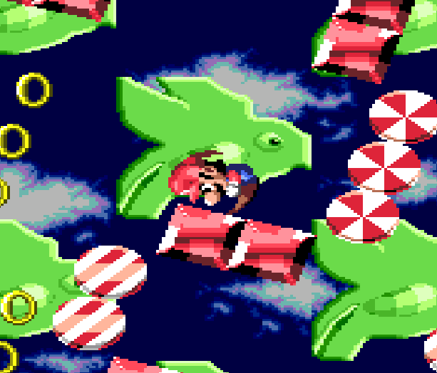 Somari the Adventurer Sega Genesis Mega Drive Hacks Xtreme Retro 18