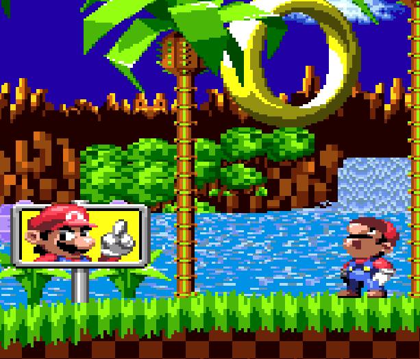 Somari the Adventurer Sega Genesis Mega Drive Hacks Xtreme Retro 2