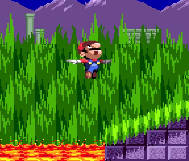 Somari the Adventurer Sega Genesis Mega Drive Hacks Xtreme Retro 4