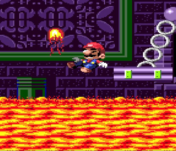 Somari the Adventurer Sega Genesis Mega Drive Hacks Xtreme Retro 5