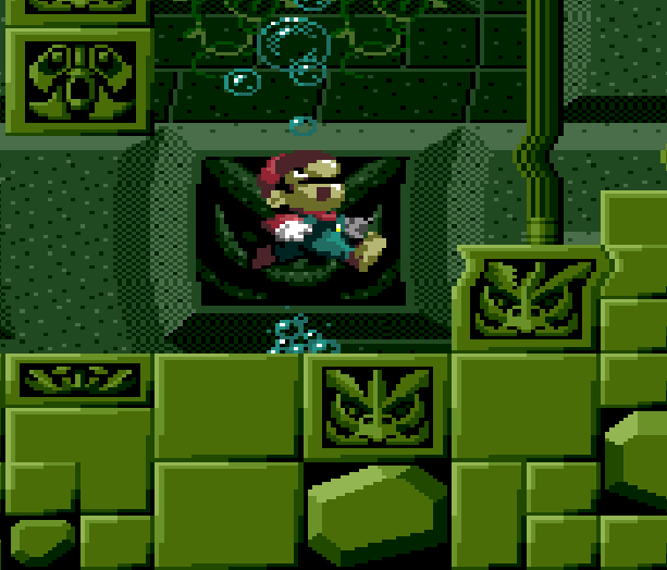 Somari the Adventurer Sega Genesis Mega Drive Hacks Xtreme Retro 9