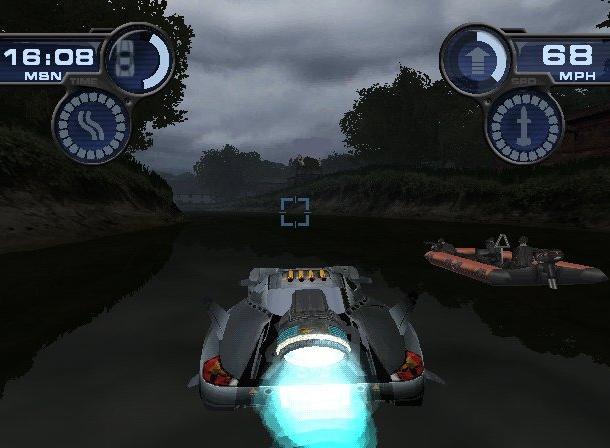 Spy Hunter Midway Arcade PS2 PlayStation 2 GC GameCube Xbox Xtreme Retro 1