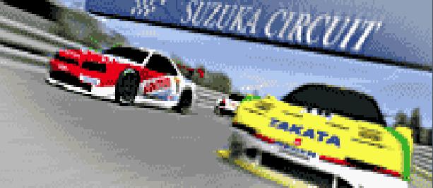 TOP GEAR GT CHAMPIONSHIP GBA Xtreme Retro 1
