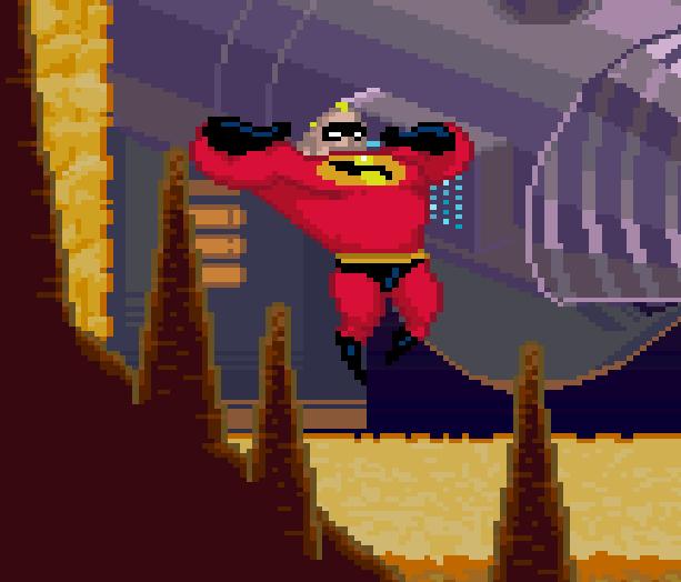 The Incredibles Disney Pixar Game Boy Advance GBA Xtreme Retro 6