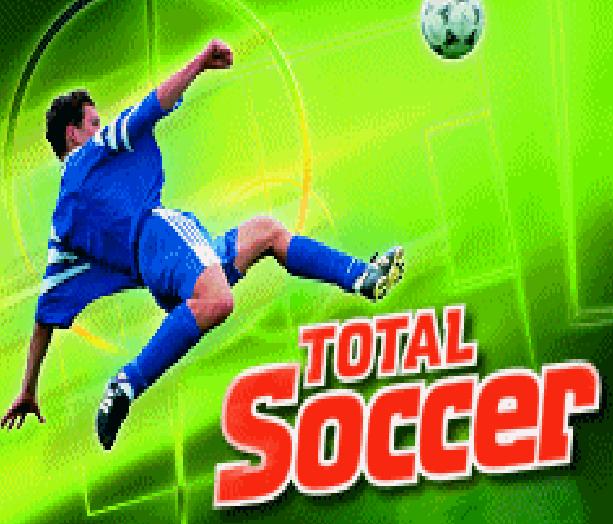 Total Soccer Ubisoft GBA Xtreme Retro 1
