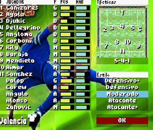 Total Soccer Ubisoft GBA Xtreme Retro 3