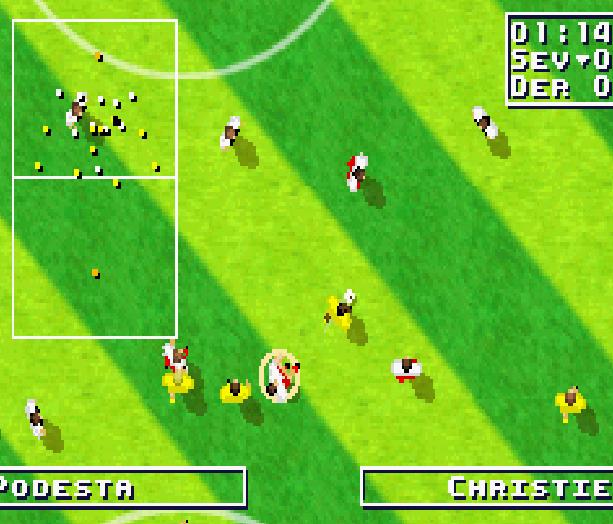 Total Soccer Ubisoft GBA Xtreme Retro 4