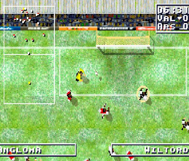 Total Soccer Ubisoft GBA Xtreme Retro 5