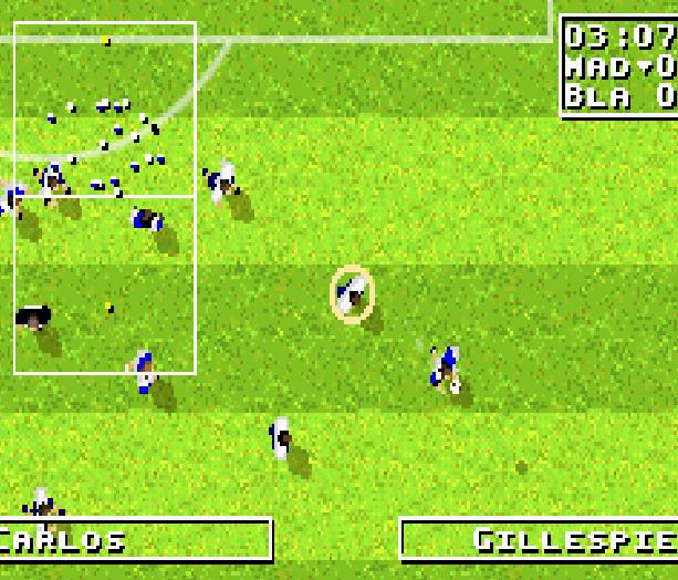 Total Soccer Ubisoft GBA Xtreme Retro 6