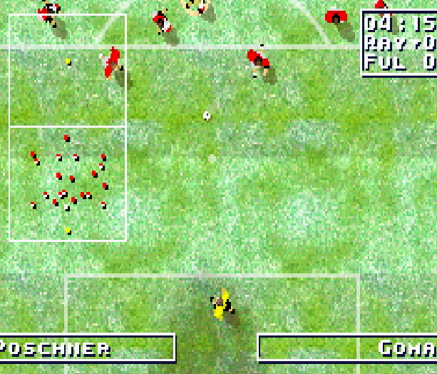 Total Soccer Ubisoft GBA Xtreme Retro 9