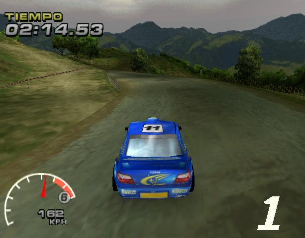 WRC Arcade PlayStation PSX PSOne Xtreme Retro 2