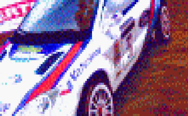 WRC Arcade PlayStation PSX PSOne Xtreme Retro Pixel Art 2